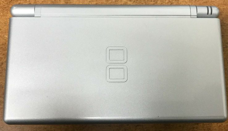 Nintendo DS Lite Handheld – Grey