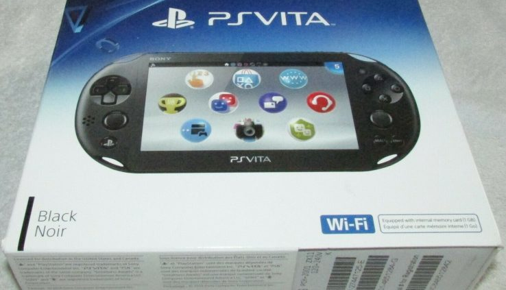 Sony PlayStation PS Vita Wifi Dusky PCH-2001 NEW