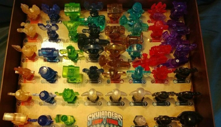 Skylanders TRAP TEAM TRAPS COMPLETE YOUR COLLECTION Lift 4 rep 1 Free $6 MINIMUM