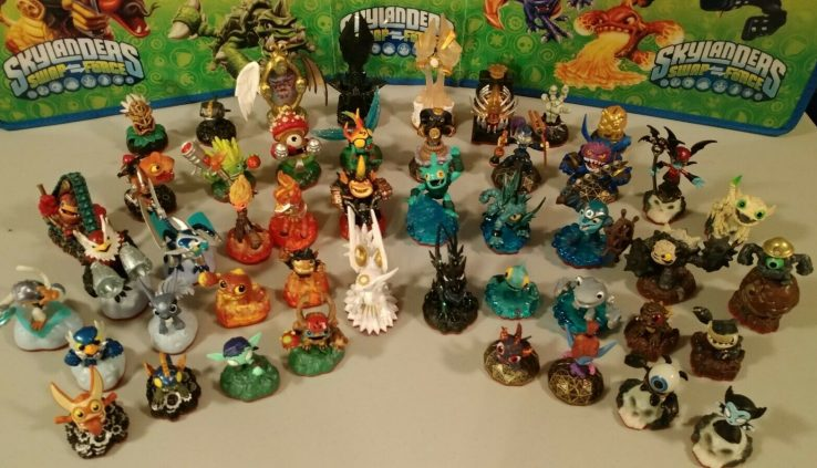 Skylanders TRAP TEAM COMPLETE YOUR COLLECTION Take 4 catch one Free! *$6 Minimal*🎼