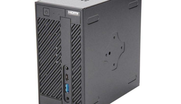 ASRock DESKMINI A300W AMD Socket AM4 AMD A300 1 x HDMI Barebone Machine