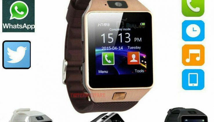 Bluetooth Dapper Attach w/ Camera Water-resistant Mobile phone For  iPhone iOS Android Samsung