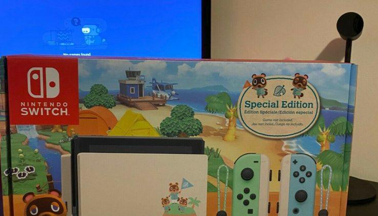 Nintendo Swap Animal Crossing: Novel Horizon Special Edition – 32GB