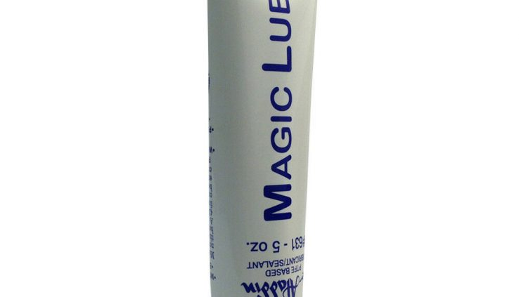 Aladdin Magic Lube 5 ouncesPFTE Teflon Essentially primarily based entirely Pool O-Ring Gasket Lubricant Sealant