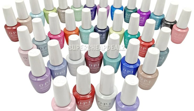 OPI GelColor Soak Off GEL Polish 200+ COLORS – Top Atrocious 0.5oz AUTHENTIC – CHOOSE