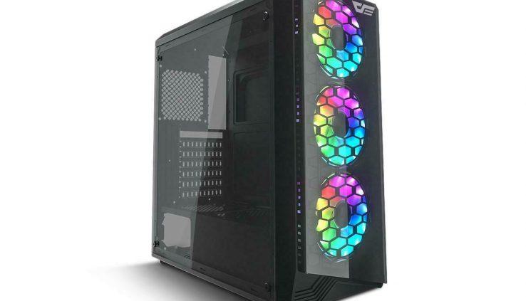 iRacing Intel Core i7 Gaming PC 1050GTX  16GB RAM 128GB SSD+1T Desktop Computer