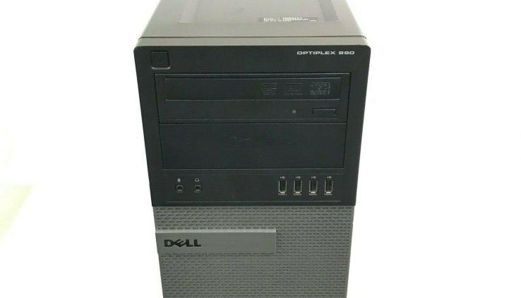 Dell OptiPlex 990 MT Core i5 2400 3.2 GHz 4 GB RAM  500 GB HDD – No OS