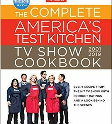 The Total The US's Test Kitchen TV Show Cookbook, 2001-2019..{E-BO0K}{P*D*F}