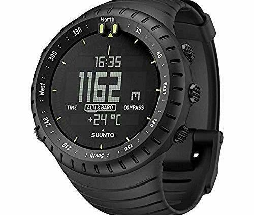Suunto Core SS014279010 Males's Wristatch – All Unlit