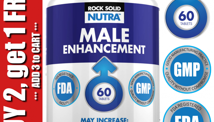 Testosterone Booster for Males,Male Enhancement,Intercourse Capsules,Libido,Erection,Stamina