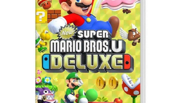 New Gargantuan Mario Bros. U Deluxe – Nintendo Swap