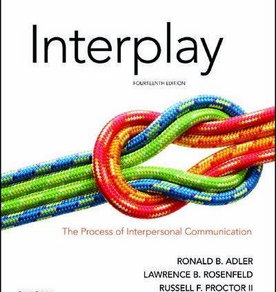 ✅ Interplay:The Technique of Interpersonal Verbal change 14th Ed ✅ 🔥P-D-F🔥