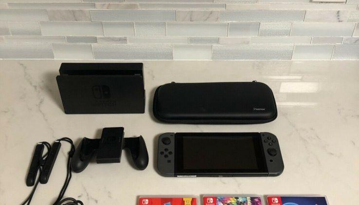 Nintendo Switch W/ dock