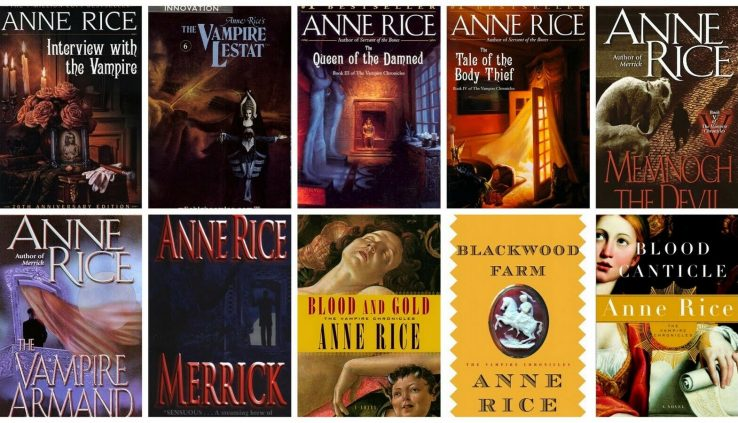 The Vampire Chronicles beefy Series (1 – 13) by Anne Rice – learn description